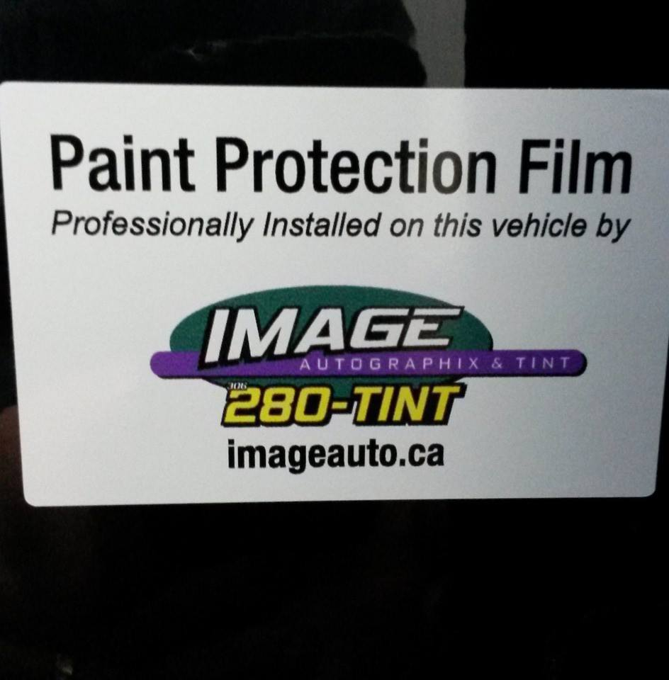 Image Autographix & Tint Ltd.