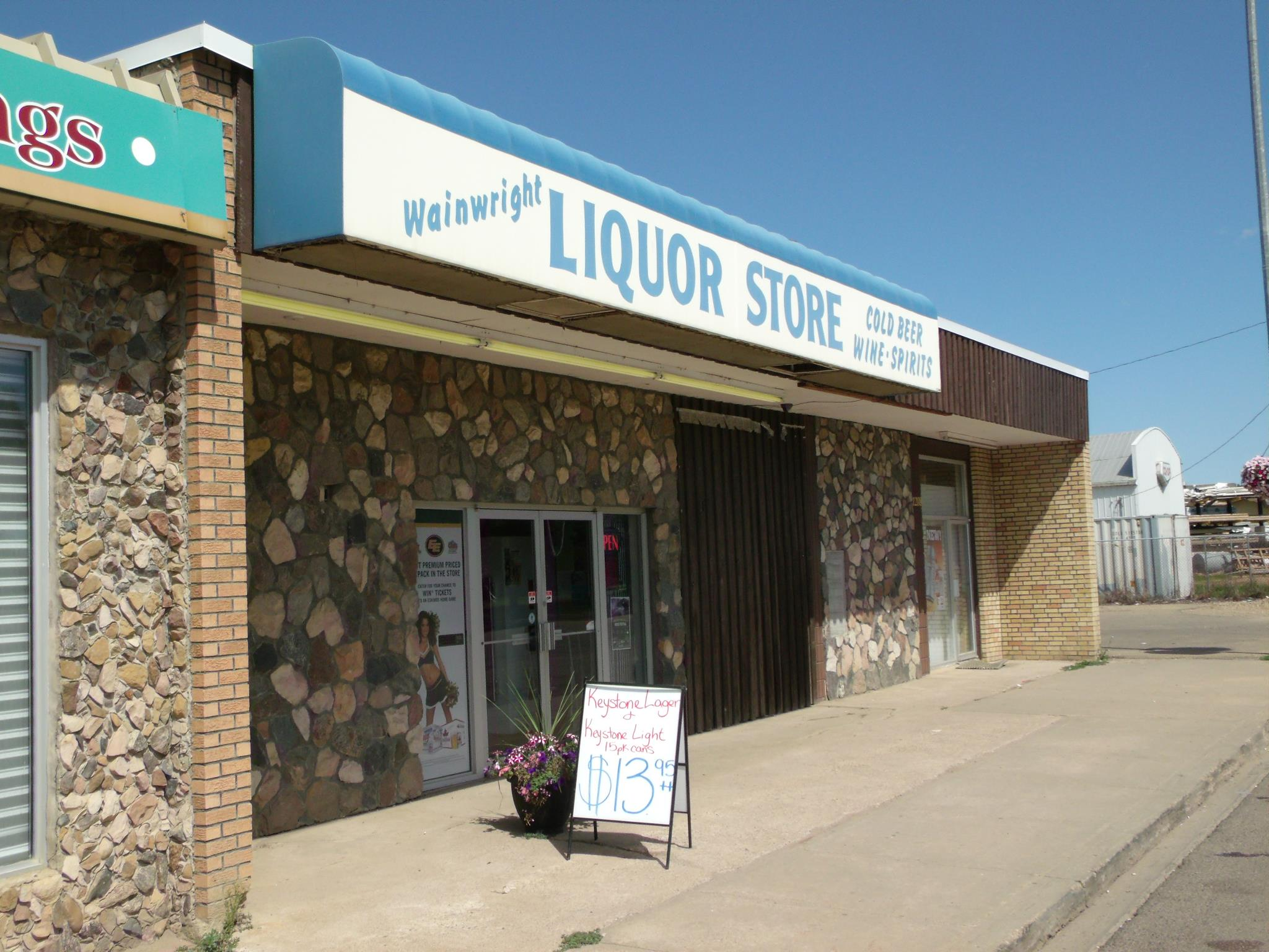 Wainwright Liquor & Cold Beer Store