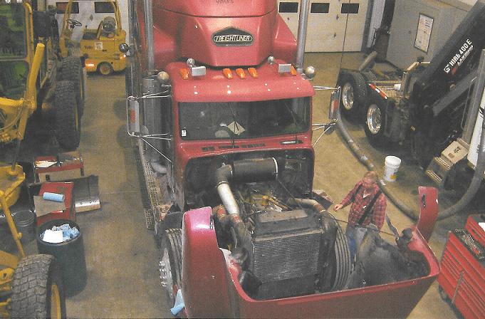Drum Diesel Truck Pro
