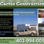 Cactus Construction