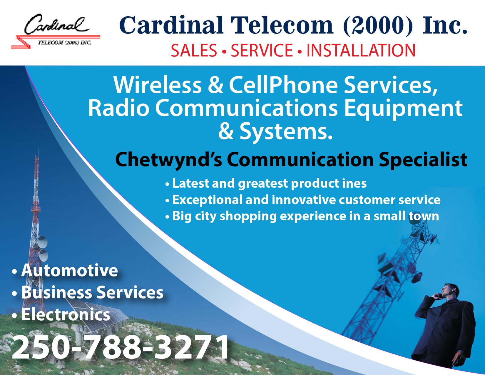 Cardinal Telecom (2000) Inc.