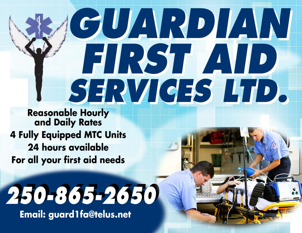 Guardian First Aid Services Ltd | Find Our Business