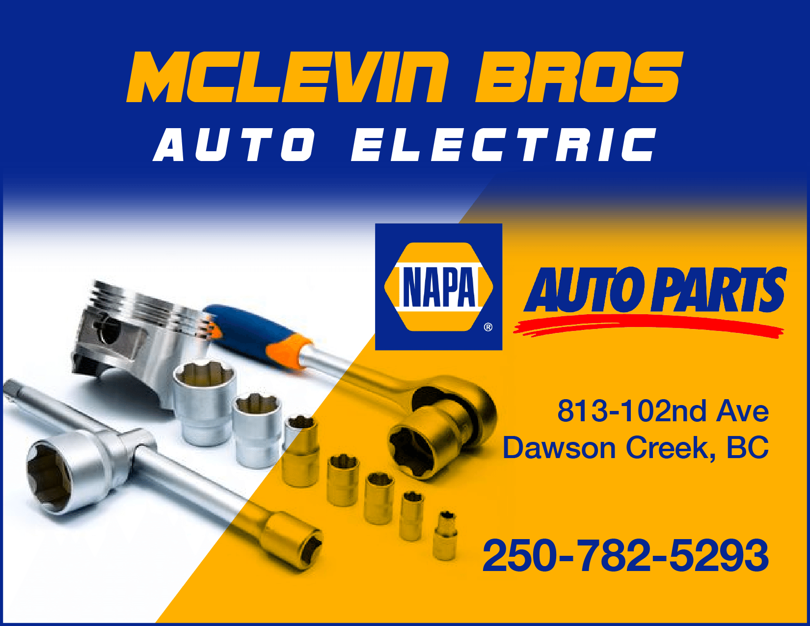 McLevin Bros. Auto Electric Ltd