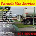 Parcels Vac Service