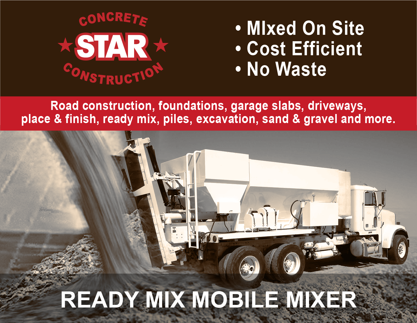 Star Concrete & Construction