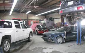East Wey Auto Body