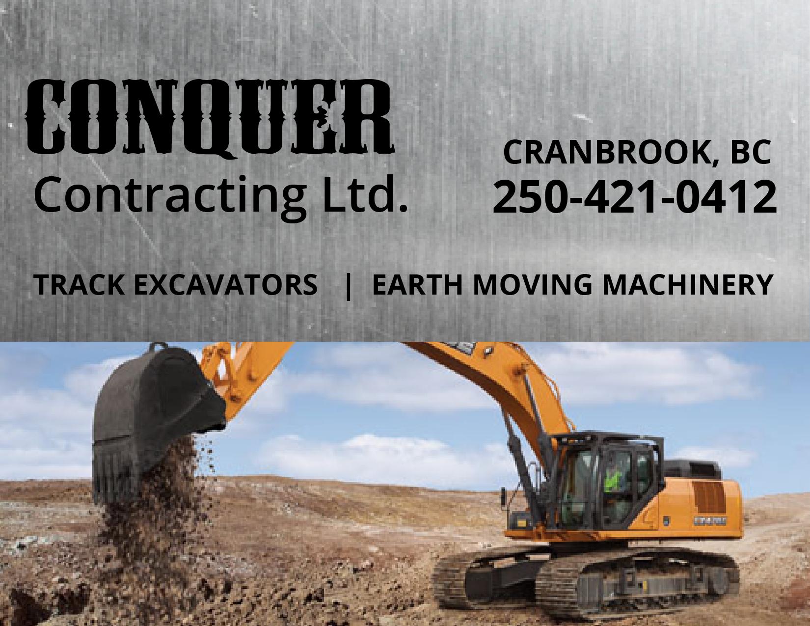 Conquer Contracting Ltd.