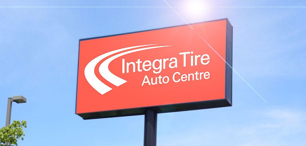 Integra Tire Auto Centre Sundre
