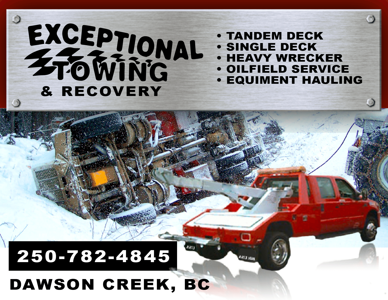 Exceptional Towing