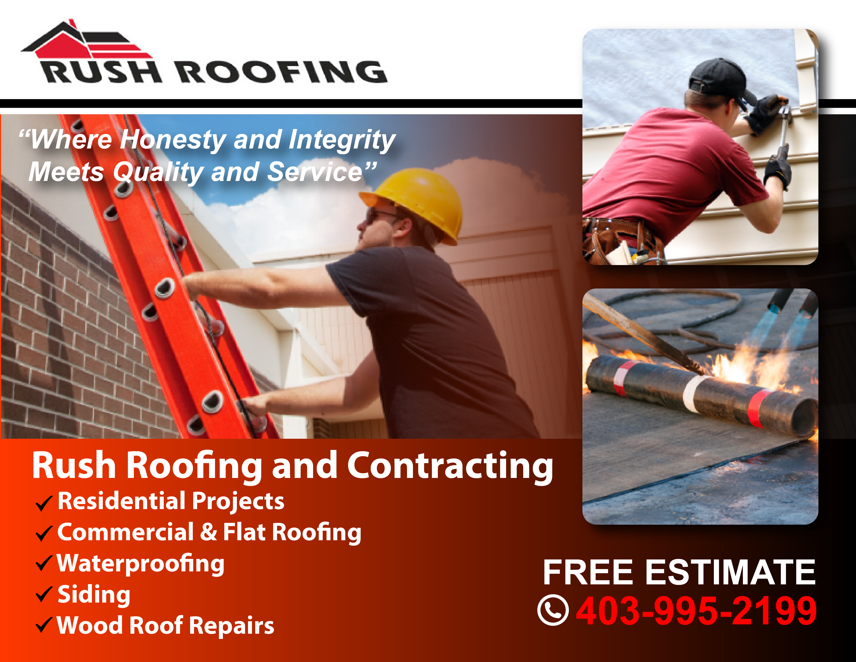 Rush Roofing